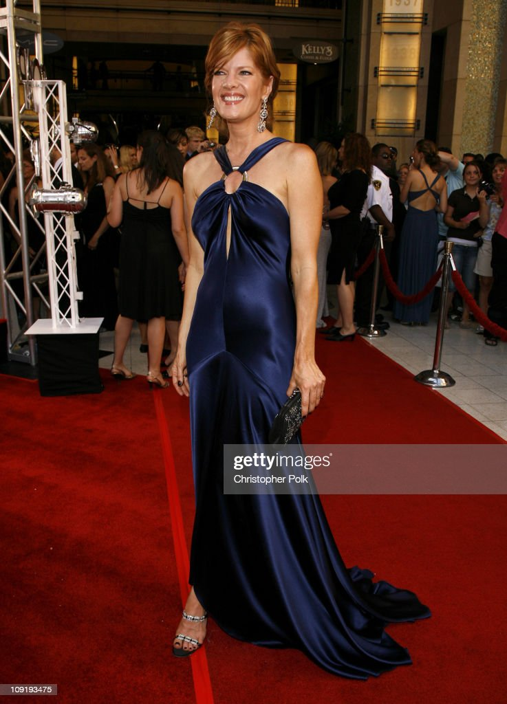 Michelle Stafford during 34th Annual Daytime Emmy Awards Red Carpet at Kodak Theatre in Hollywood California United States