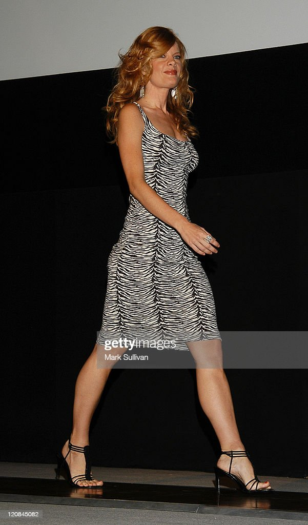 Michelle Stafford during ATAS Cares About Dress For Success Power Friends Power Fashion at The Academy of Television Arts and Sciences in North...
