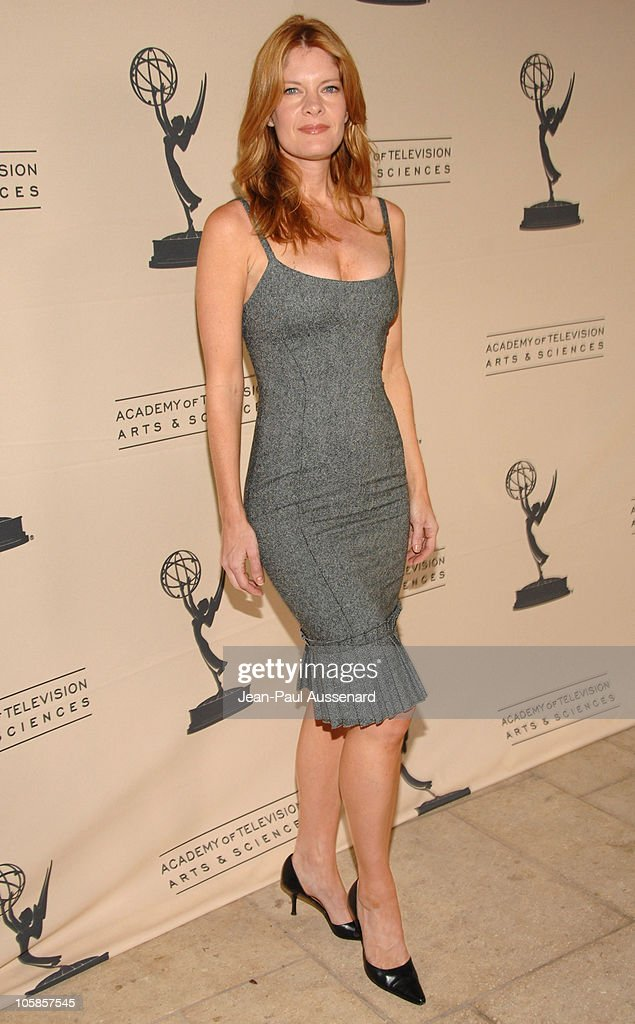 Michelle Stafford during ATAS Presents The 2007 Los Angeles Daytime Emmy Reception Arrivals at French 57 in Burbank California United States