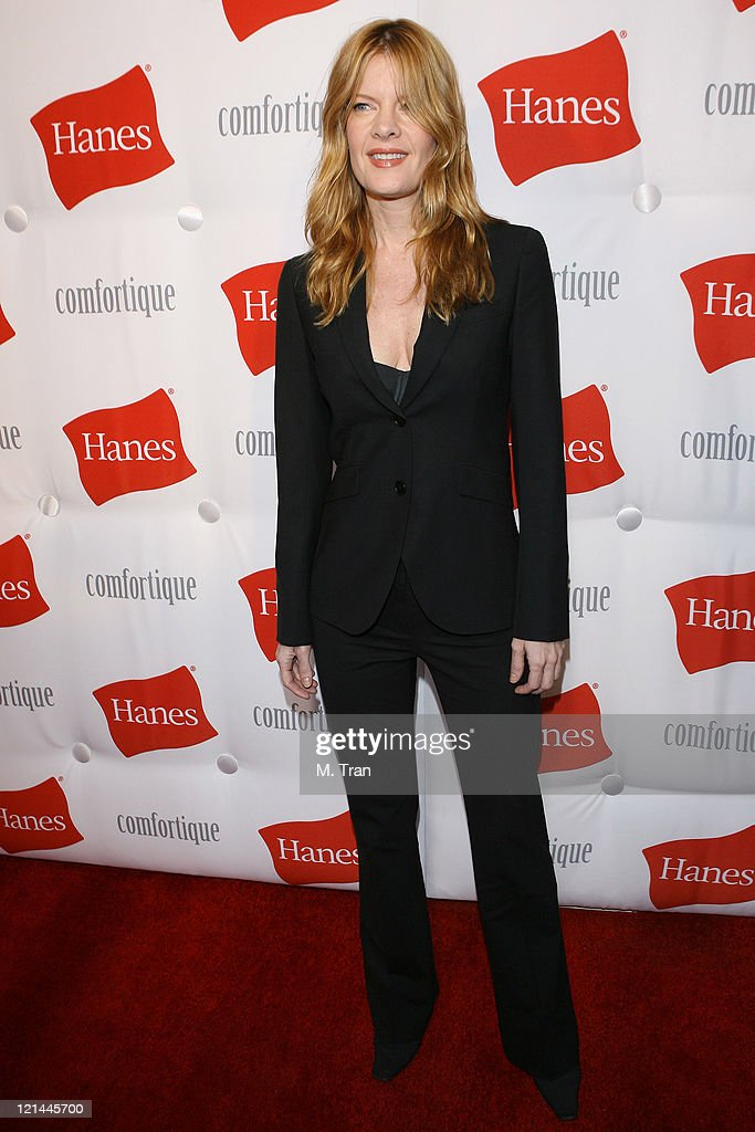 Michelle Stafford during Hanes Comfortique On Melrose Place at Hanes Boutique in Los Angeles California United States