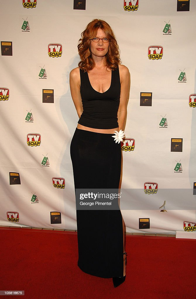 Michelle Stafford during TV Soap's 4th Golden Boomerang Awards at Four Seasons Hotel in Los Angeles California United States