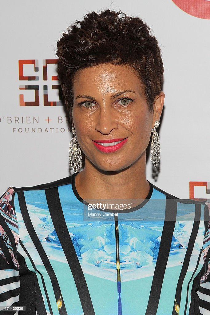Michelle Thornton attends the 3rd Annual New Orleans to New York Benefit Gala at Donna Karen's Stephen Weiss Studio on July 25, 2013 in New York City.