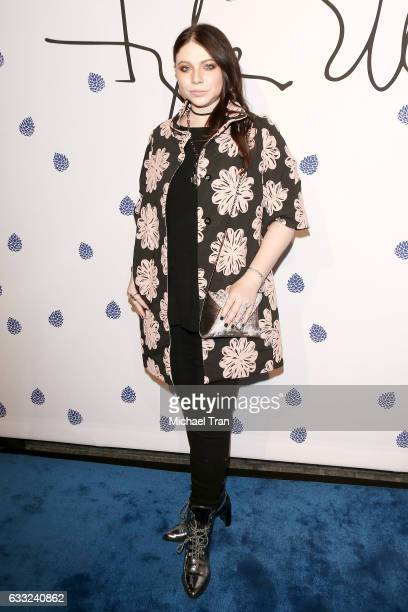 Michelle Trachtenberg arrives at the Tyler Ellis Celebrates 5th Anniversary and launch of Tyler Ellis x Petra Flannery Collection held at Chateau...