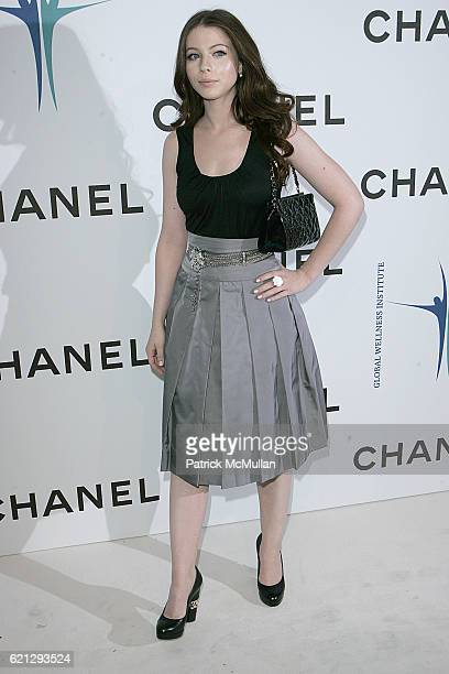 Michelle Trachtenberg attends CHANEL Boutique Opening on Roberston Blvd ARRIVALS at Chanel Store on May 30 2008 in Beverly Hills CA