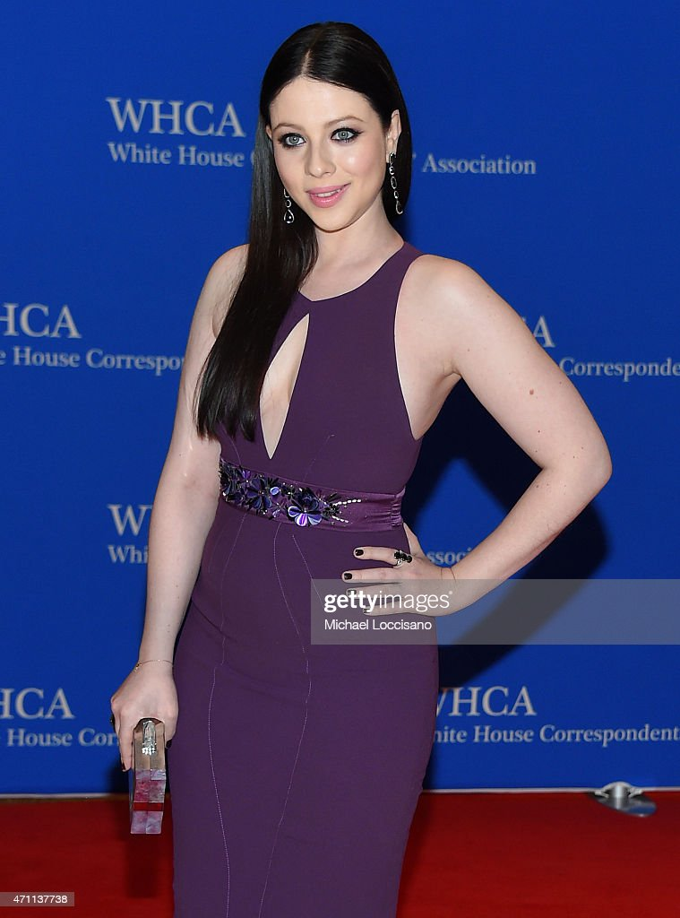 Michelle Trachtenberg attends the 101st Annual White House Correspondents' Association Dinner at the Washington Hilton on April 25 2015 in Washington...