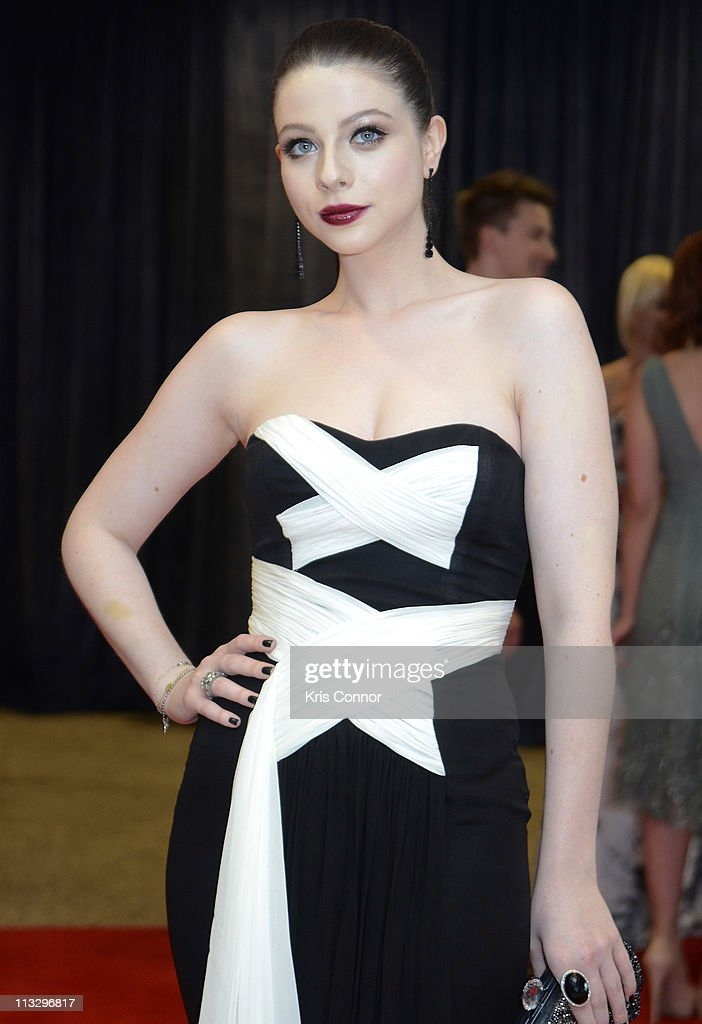 <a gi-track='captionPersonalityLinkClicked' href=/galleries/search?phrase=Michelle+Trachtenberg&family=editorial&specificpeople=202081 ng-click='$event.stopPropagation()'>Michelle Trachtenberg</a> attends the 2011 White House Correspondents' Association Dinner at the Washington Hilton on April 30, 2011 in Washington, DC.