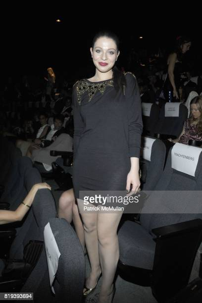 Michelle Trachtenberg attends THE CINEMA SOCIETY 2IST host a screening of 'TWELVE' at Landmark Sunshine Cinemal on July 28 2010 in New York City