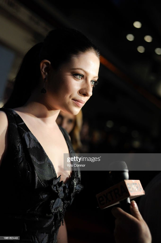 <a gi-track='captionPersonalityLinkClicked' href=/galleries/search?phrase=Michelle+Trachtenberg&family=editorial&specificpeople=202081 ng-click='$event.stopPropagation()'>Michelle Trachtenberg</a> attends the National Geographic Channel's 'Killing Kennedy' World Premiere at The Newseum on October 28, 2013 in Washington, DC.