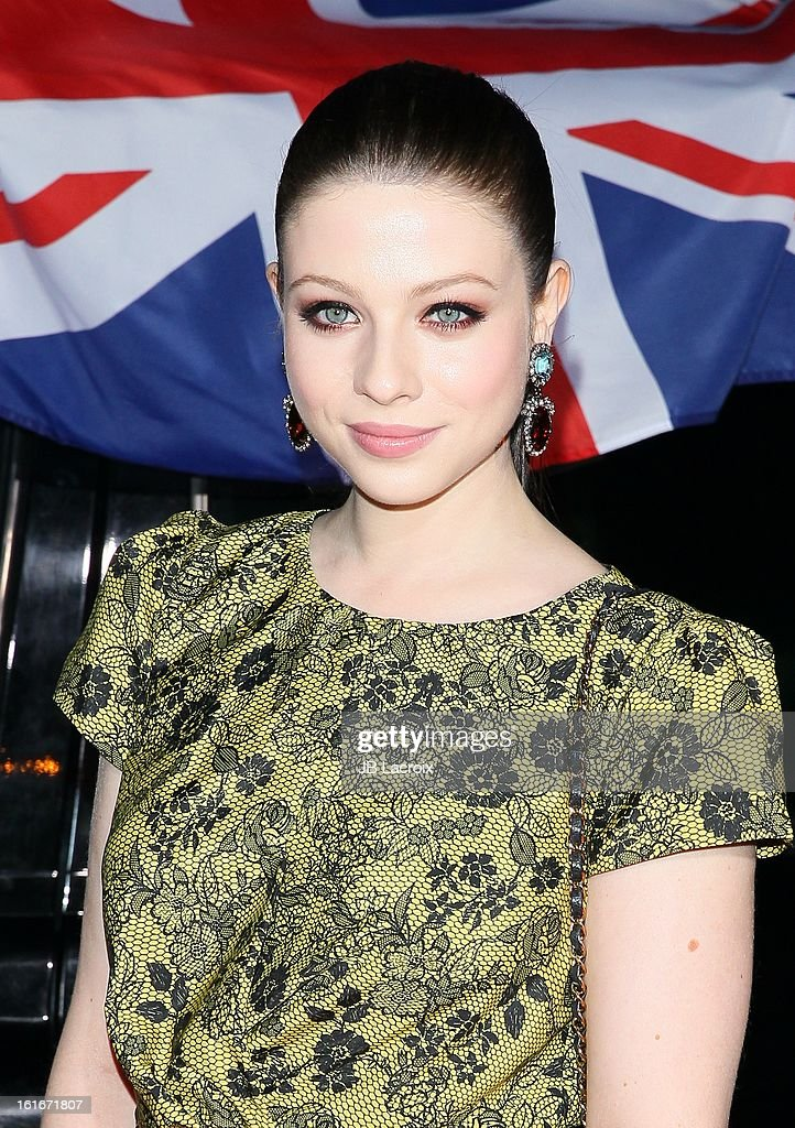 Michelle Trachtenberg attends the Topshop Topman LA Opening Party held at Cecconi's Restaurant on February 13, 2013 in Los Angeles, California.