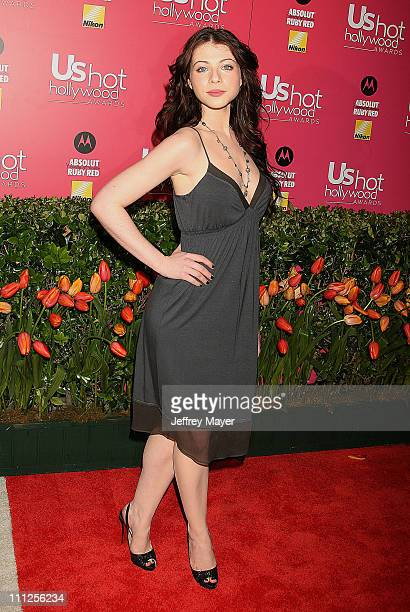Michelle Trachtenberg during 2006 US Weekly Hot Hollywood Awards Arrivals at Republic Restaurant Lounge in Los Angeles California United States