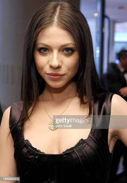 Michelle Trachtenberg during In Style and Warner Bros 2007 Golden Globe After Party Inside at Beverly Hilton Hotel in Beverly Hills California United...