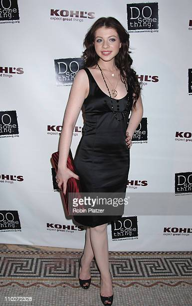 Michelle Trachtenberg during The 2006 Do Something Brick Award Honoring Young Change Makers Sponsored by Kohls at Capitale in New York New York...