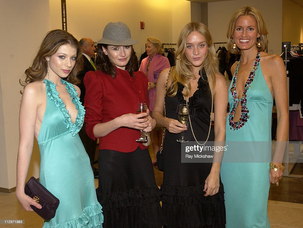 Michelle Trachtenberg Emily Mortimer Chloe Sevigny and Holly Dunalp