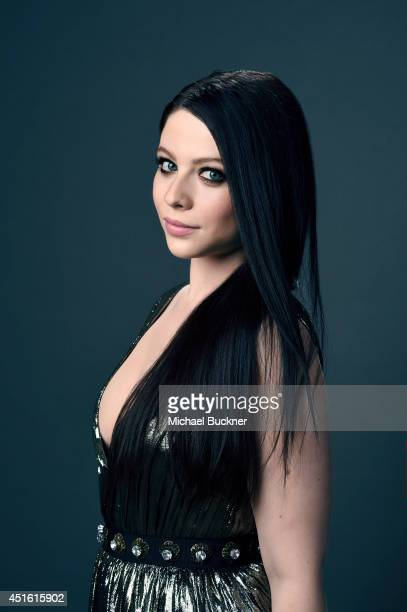 Michelle Trachtenberg poses for a portrait at the Critics' Choice Awards 2014 on June 19 2014 in Beverly Hills California