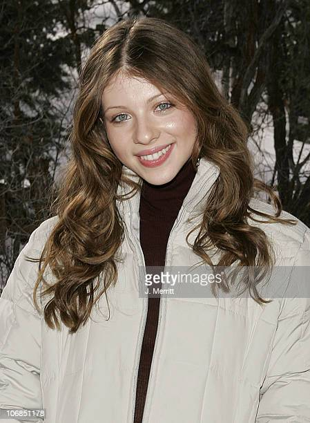 Michelle Trachtenberg with Napapirji during UPP Hot House sponsored by The North Face Napapijri Hush Puppies Nautica LEE Biolage Absolut Atkins...