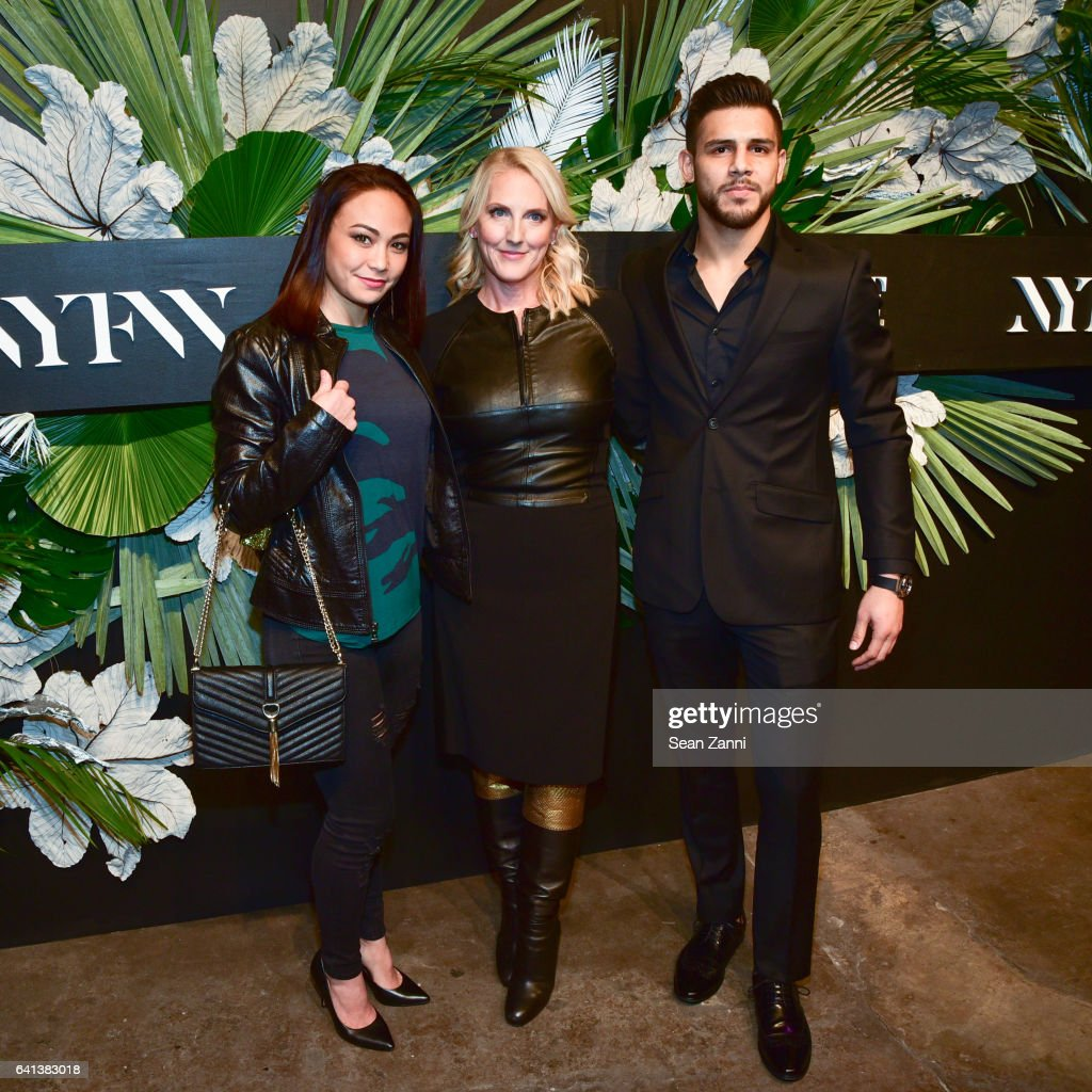 ELLE, E! And IMG Host New York Fashion Week February 2017 Kick-Off Event