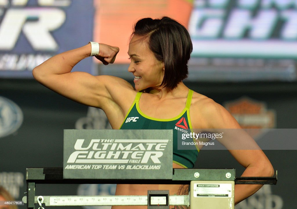 TUF Finale Weigh-in