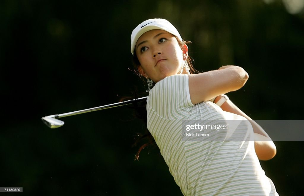 Michelle Wie plays a shot during the U.S. Open Sectional Qualifying Round on June 5  sc 1 st  Getty Images : us open sectional qualifying - Sectionals, Sofas & Couches