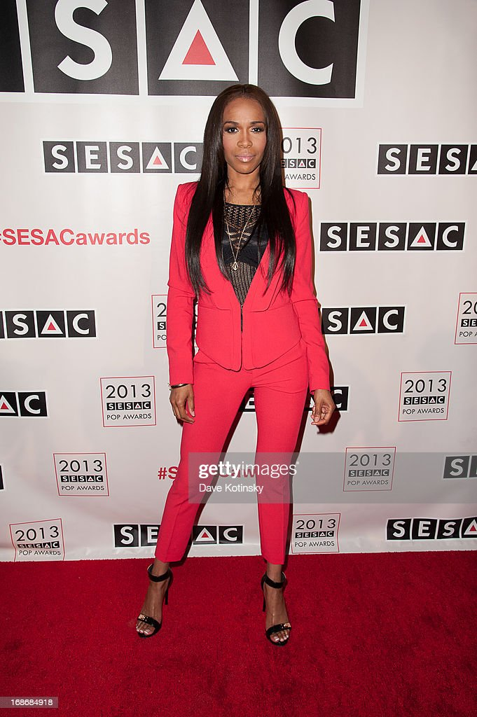Michelle Williams attends 2013 SESAC Pop Music Awards at New York Public Library on May 13, 2013 in New York City.