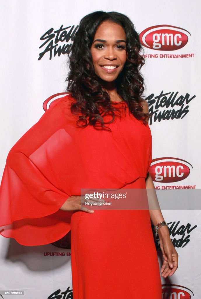 Michelle Williams attends the 28th Annual Stellar Awards at Grand Ole Opry House on January 19, 2013 in Nashville, Tennessee.
