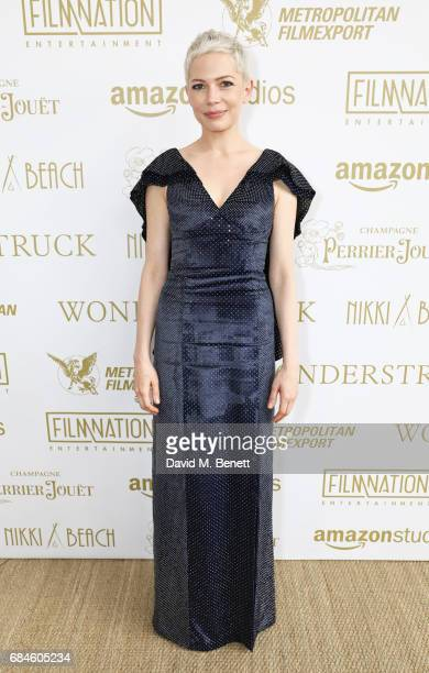 Michelle Williams attends the Amazon Studios official after party for 'Wonderstruck' at the iconic Nikki Beach popup venue during the 70th annual...