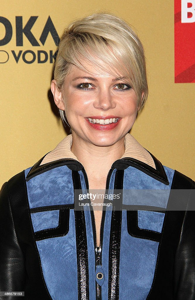 Michelle Williams attends the Broadway opening night of 'Cabaret' at Studio 54 on April 24, 2014 in New York City.