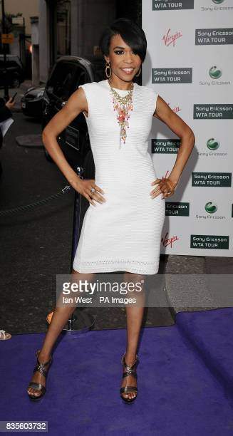 Michelle Williams during the Ralph Lauren/Sony Ericsson WTA Tour preWimbledon Party at the Kensington Roof Gardens in London