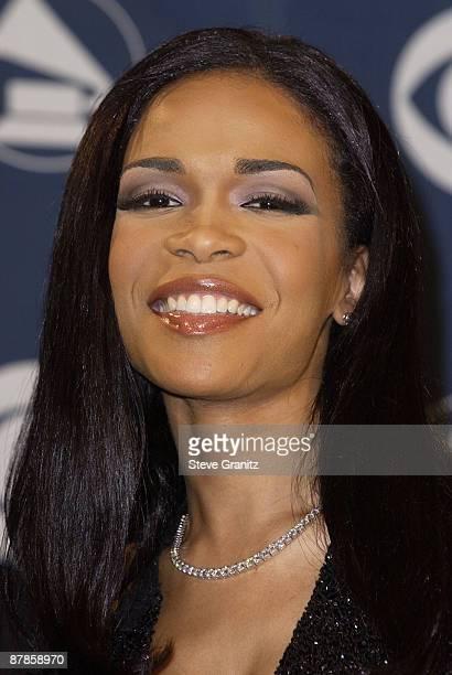 Michelle Williams of the Destiny's Child