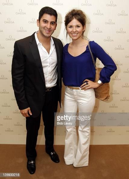 Michelle Yeglic and Colin Moussa...