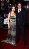 Michelle Yeoh and Rob Marshall during 'Memoirs of a Geisha' London Premiere at Curzon Mayfair in London Great Britain