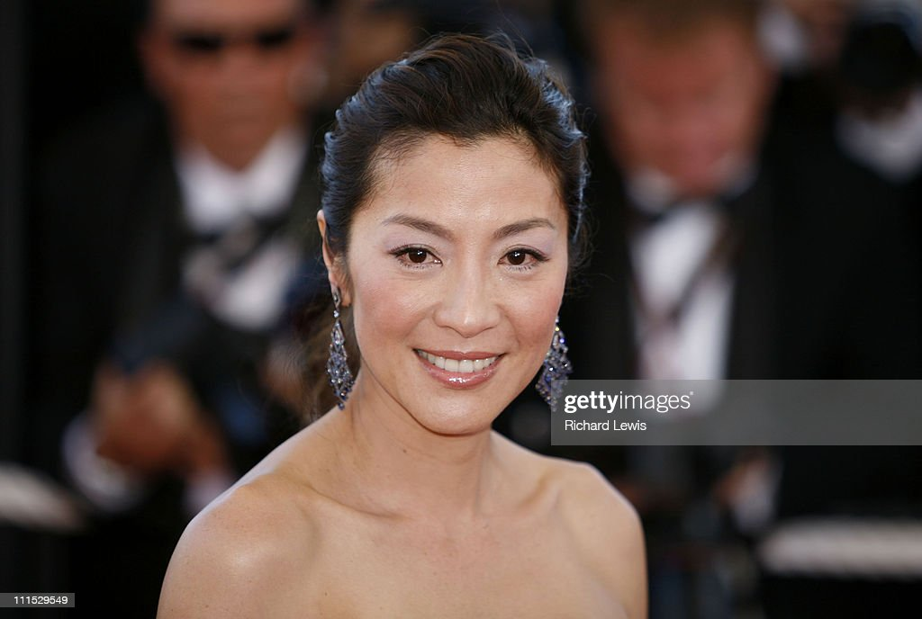 <a gi-track='captionPersonalityLinkClicked' href=/galleries/search?phrase=Michelle+Yeoh&family=editorial&specificpeople=223894 ng-click='$event.stopPropagation()'>Michelle Yeoh</a> during 2006 Cannes Film Festival - 'Marie Antoinette' Premiere at Palais des Festival in Cannes, France.