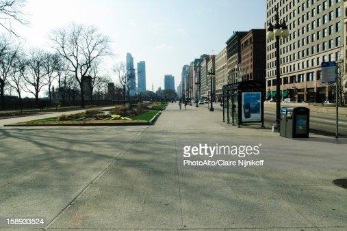 Michigan avenue, Chicago