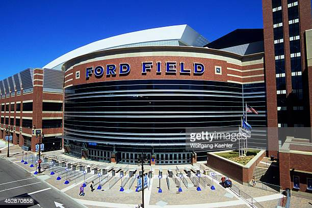 USA Michigan Detroit Ford Field