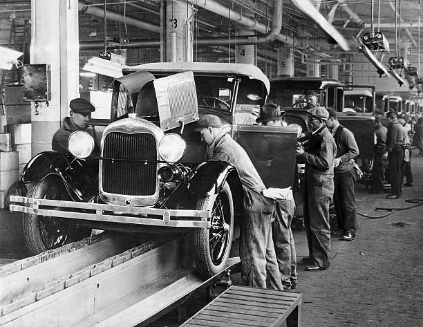 Usa michigan ford motor company in dearborn detroit for Ford motor company dearborn
