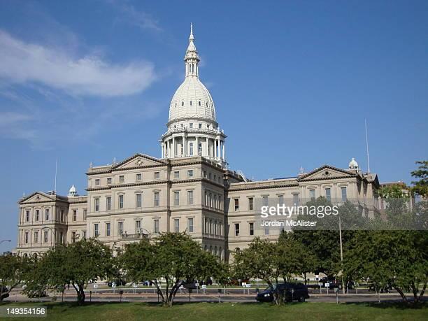 Michigan State Capitol (Lansing, Michigan)