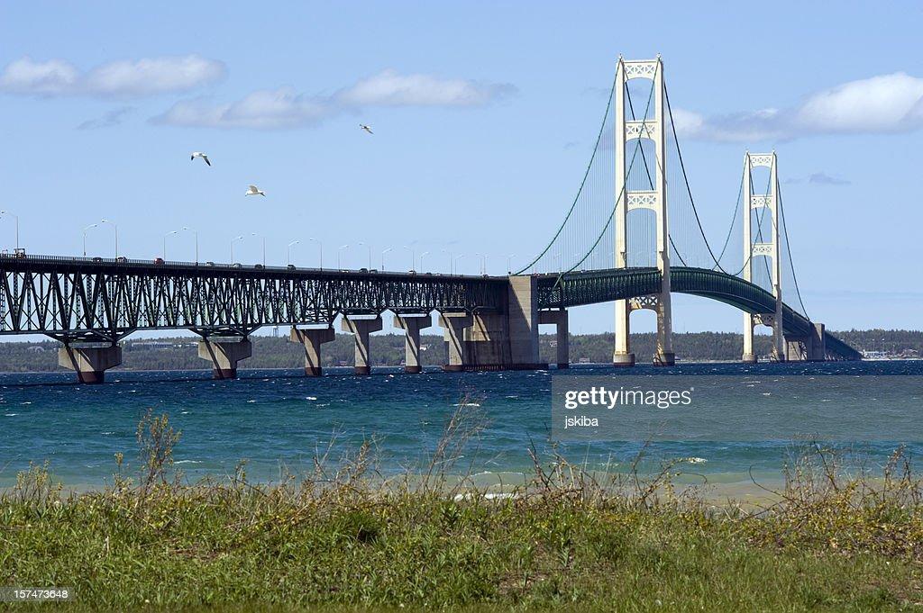Michigan's Mackinac Bridge