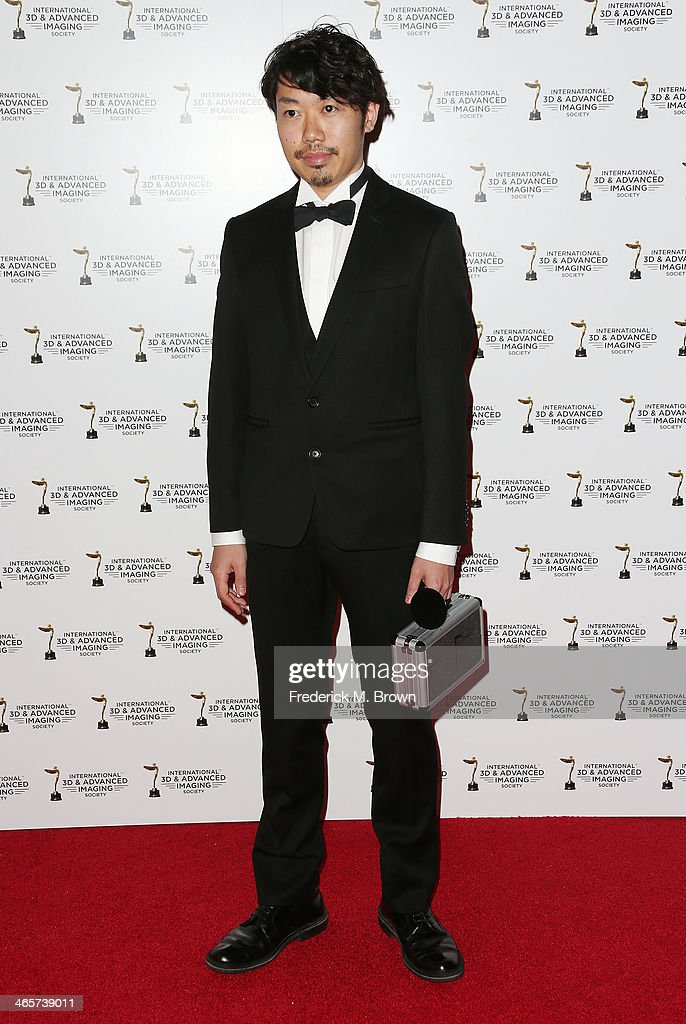 Michihiko Nishiyama attends the 2014 International 3D and Advanced Imaging Society's Creative Arts Awards at the Steven J. Ross Theatre, Warner Bros. Studios on January 28, 2014 in Burbank, California.