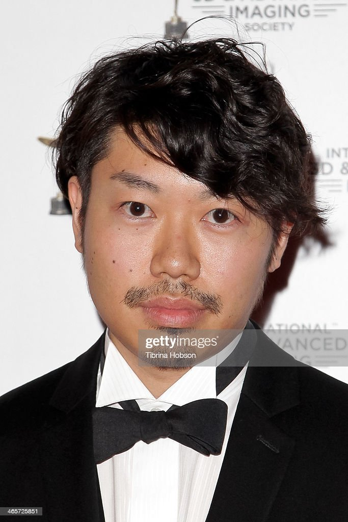 Michihiko Nishiyama attends the annual International 3D and Advanced Imaging Society's Creative Arts Awards at Warner Bros. Studios on January 28, 2014 in Burbank, California.