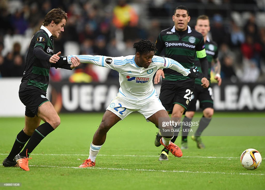 Olympique de Marseille v FC Groningen - UEFA Europa League