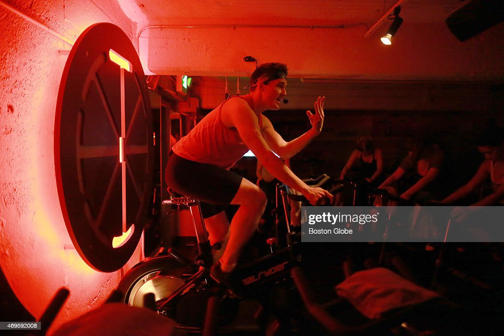 <a gi-track='captionPersonalityLinkClicked' href=/galleries/search?phrase=Mick+Davis&family=editorial&specificpeople=240575 ng-click='$event.stopPropagation()'>Mick Davis</a> director of operations and a Instructor at Turnstyle Cycle in Cambridge, Mass.
