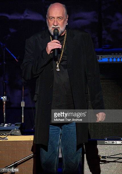 Mick Fleetwood during The Guitar Center's 'An Evening with Ray Kennedy and Friends' at Avalon in Hollywood California United States
