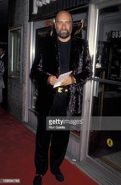 Mick Fleetwood of Fleetwood Mac during West Coast Premiere of Boxing Helena August 23 1993 at Music Hall Theater in Beverly Hills California United...
