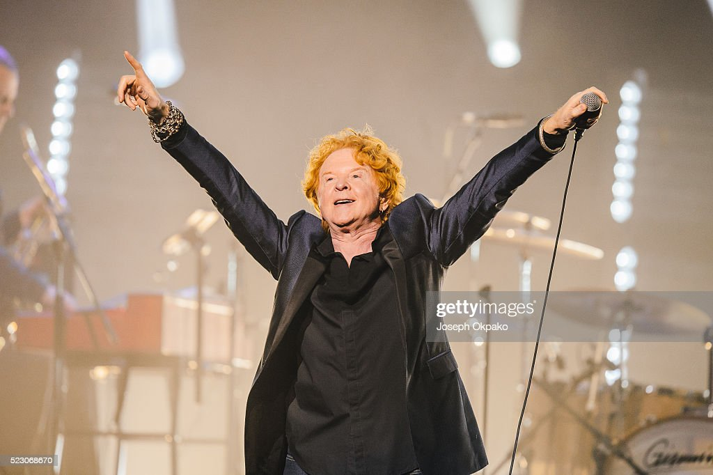 Simply Red Perform At Royal Albert Hall