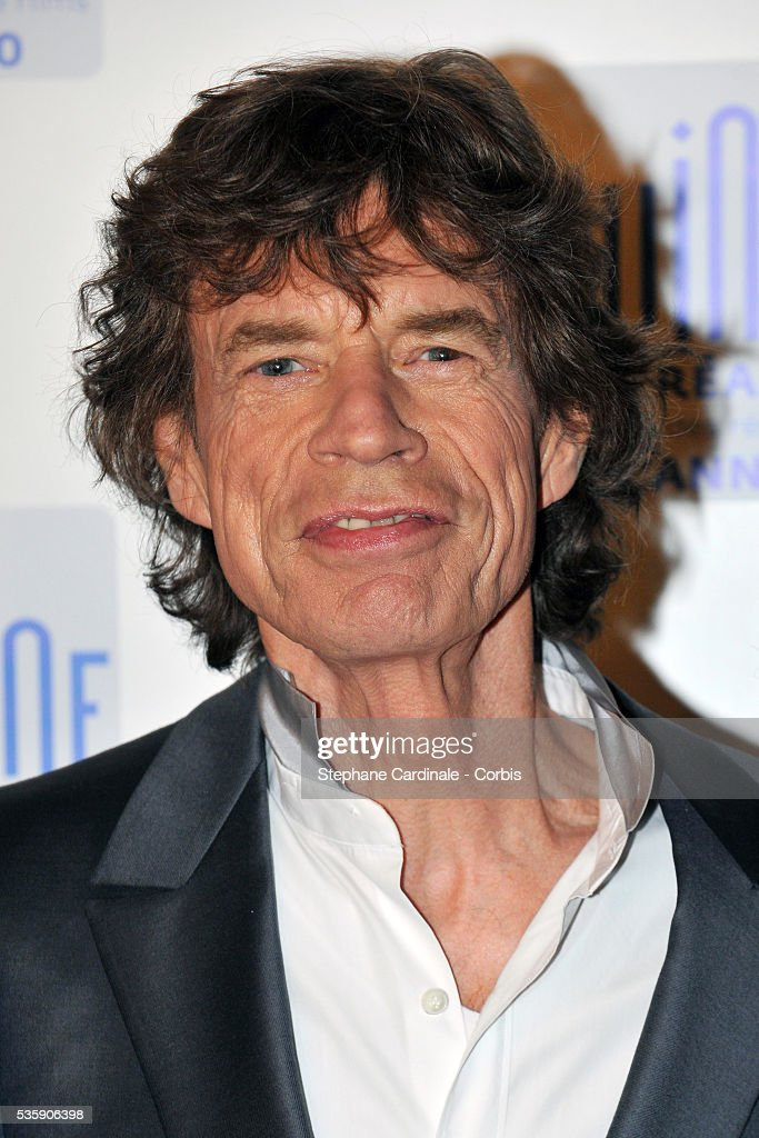 Mick Jagger at the photocall for 'Stones In Excile' during the 63rd Cannes International Film Festival
