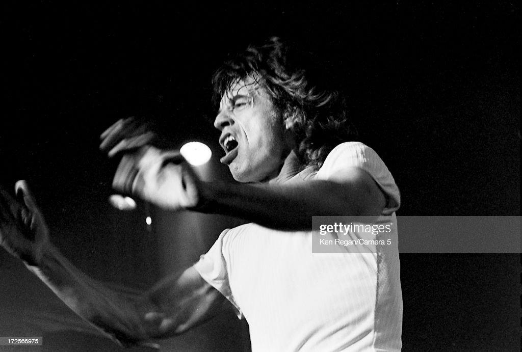 The Rolling Stones, Ken Regan Archive, In Concert 1990