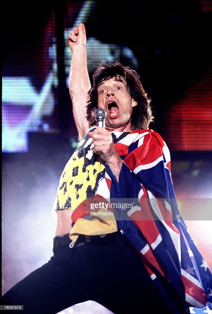 Icon Spotlight: Mick Jagger