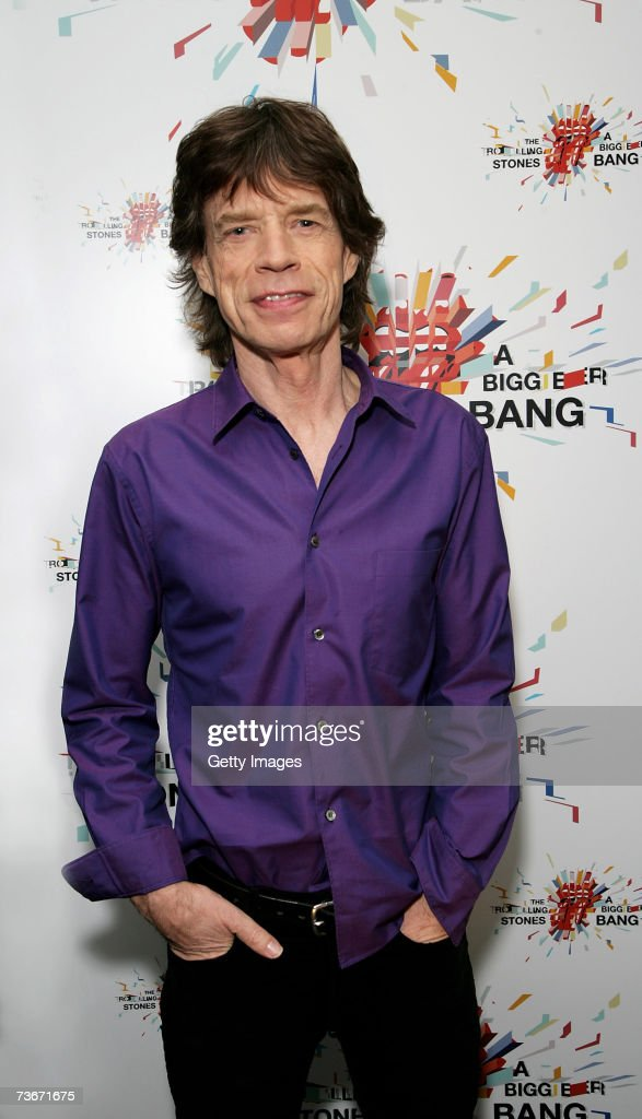 The Rolling Stones - Webcast News Conference