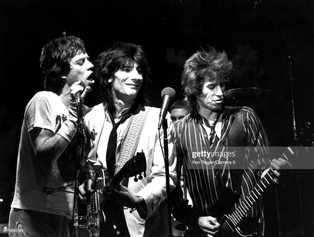 The Rolling Stone, Ken Regan Archive, In Concert 1970's