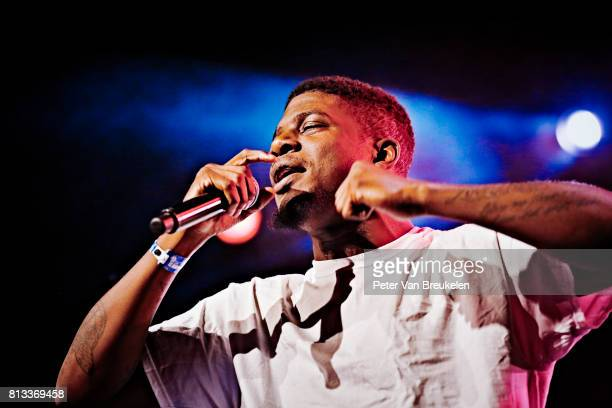 Mick Jenkins Performs at North Sea Jazz Festival on July 8th 2017 in Rotterdam The Netherlands