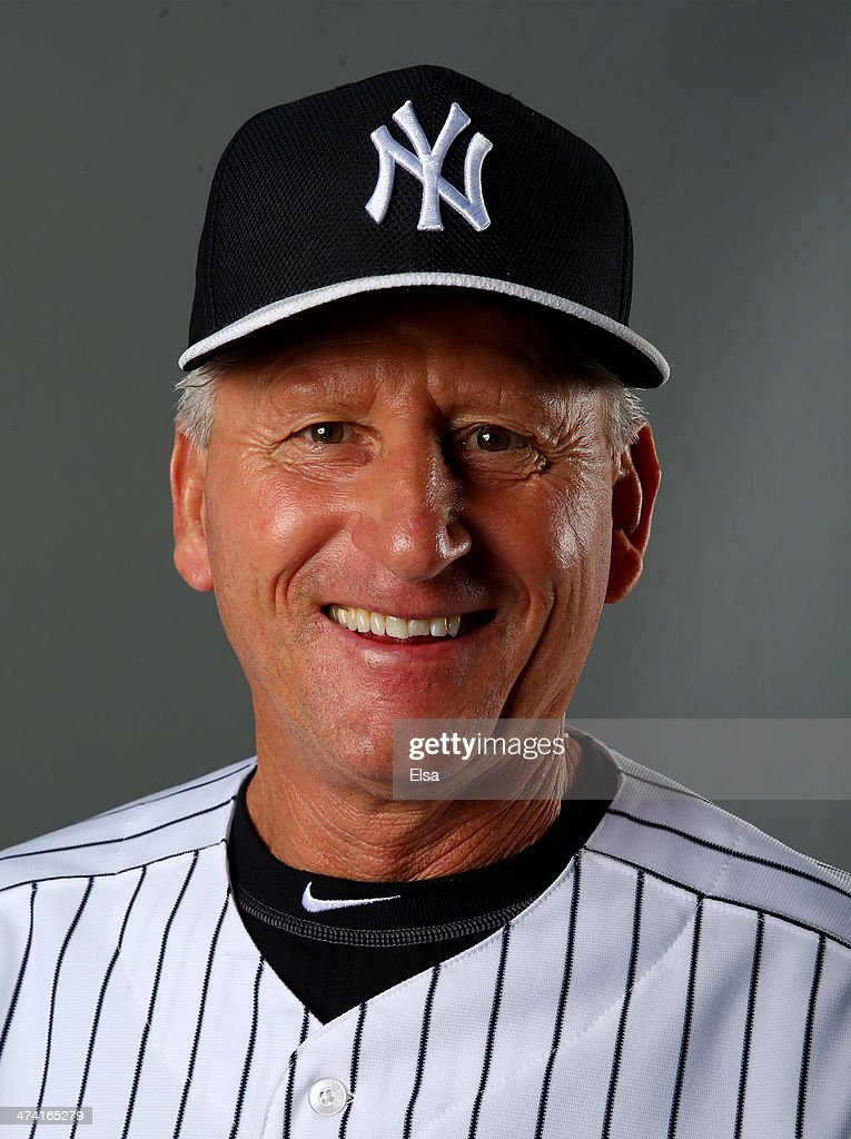 Mick Kelleher #50 of the New York Yankees poses for a portrait during New York Yankees Photo Day on February 22, 2014 at George M. Steinbrenner Field in Tampa, Florida.